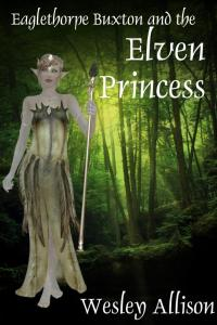 Eaglethorpe Buxton and the Elven Princess tops 7,000 & 8,000 Downloads