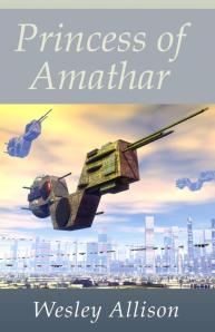 Princess of Amathar