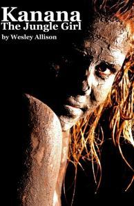 Kanana: The Jungle Girl -- Cover Reveal
