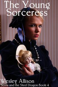 The Young Sorceress (New Cover)