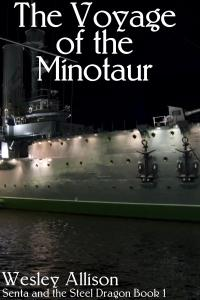Voyage of the Minotaur (New Cover)