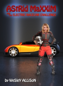 Astrid Maxxim and the Electric Racecar Challenge